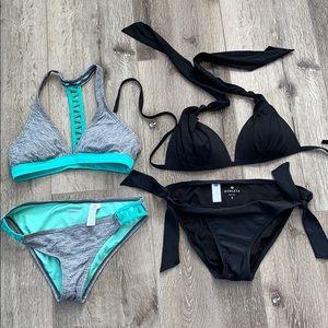 Athleta Swim Bikini set of 2